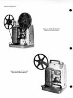 Bell & Howell 8mm Projector Model 253 Service and Parts Manual